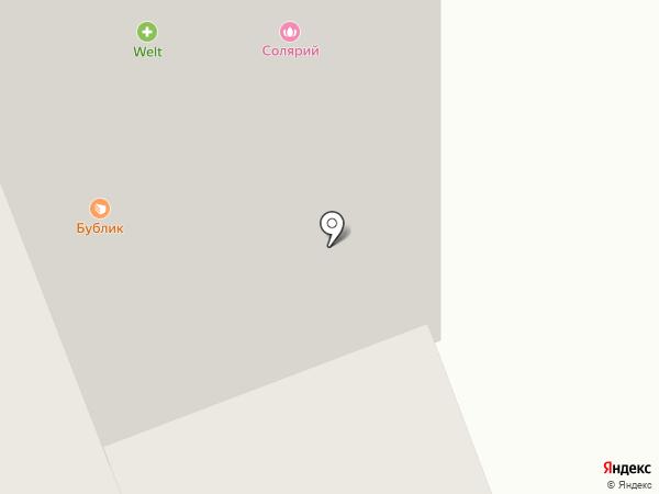 Всезнайка на карте Одессы