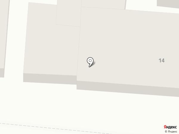 Доктор Панда на карте Одессы