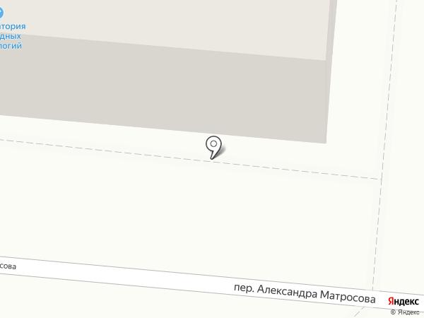 Магнит на карте Одессы