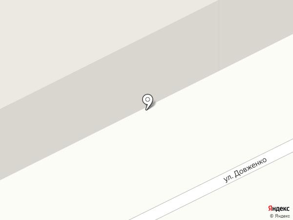Баклажан на карте Одессы