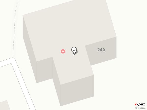 Медицинский центр ударно-волновой терапии на карте Одессы