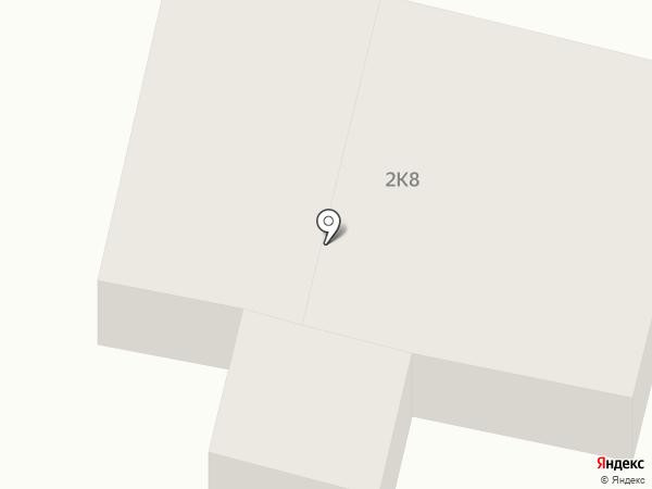Лермонтовский клинический санаторий, ДП на карте Одессы