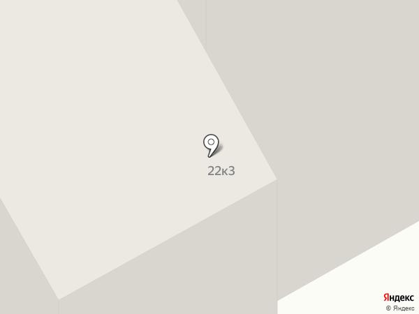 Стикон на карте Одессы