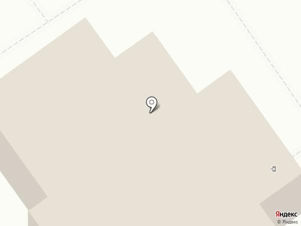 Саблино на карте Ульяновки