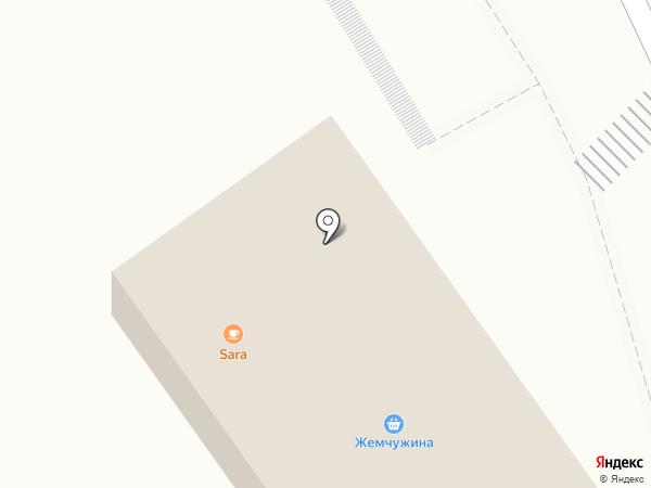 Продуктовый магазин на карте Ульяновки