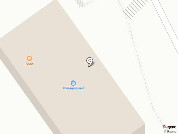 Магазин овощей и фруктов на Привокзальной площади (Тосненский район) на карте Ульяновки
