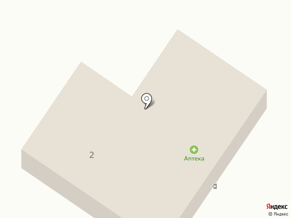 Аптечный пункт на Привокзальной площади на карте Ульяновки