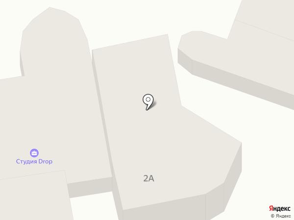 Drop на карте Одессы