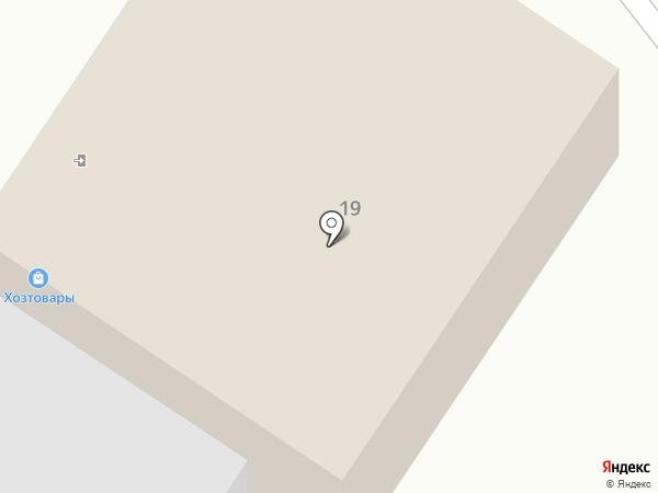 Фантазия на карте Ульяновки