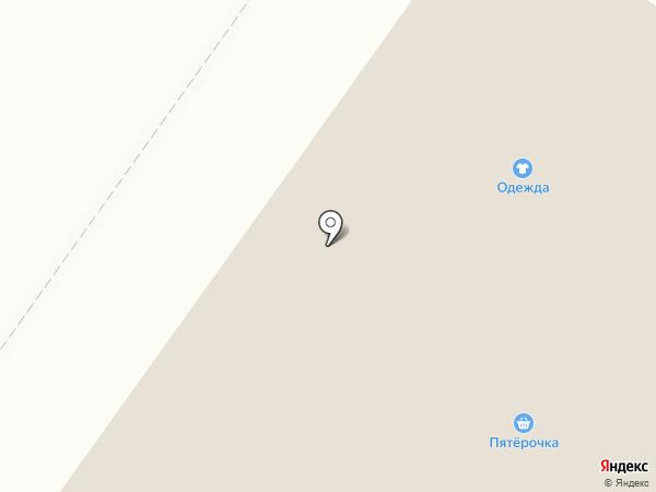 Пятёрочка на карте Ульяновки