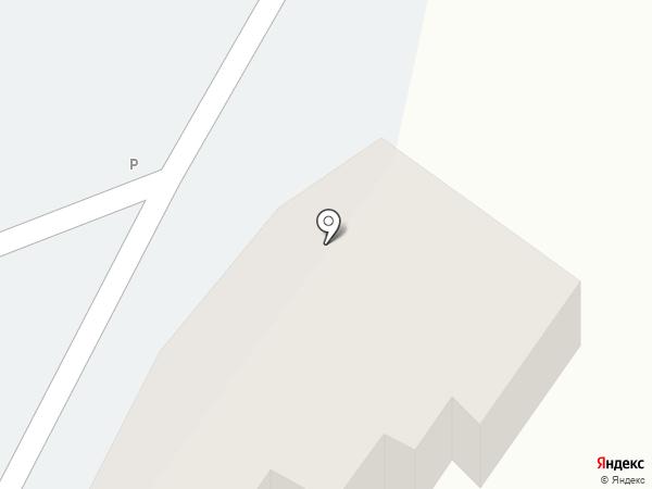 Посейдон на карте Одессы