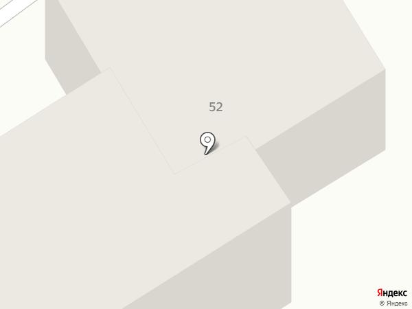 Дар на карте Одессы