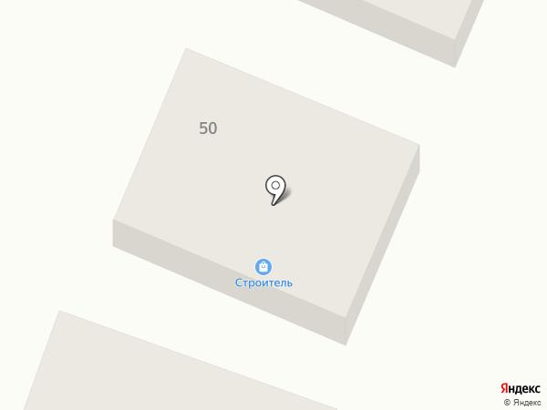 Строитель на карте Красносёлки