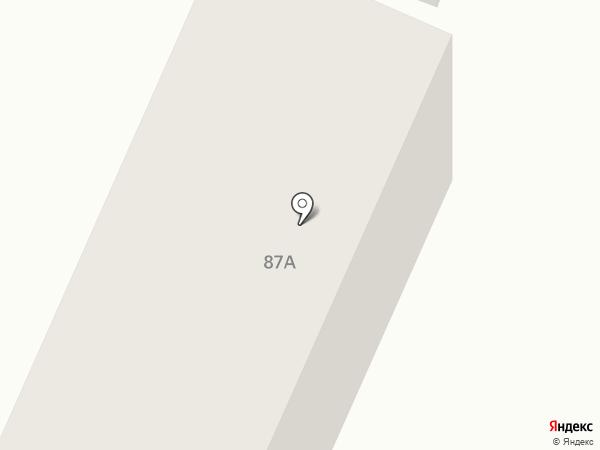 Почтовое отделение связи на карте Красносёлки