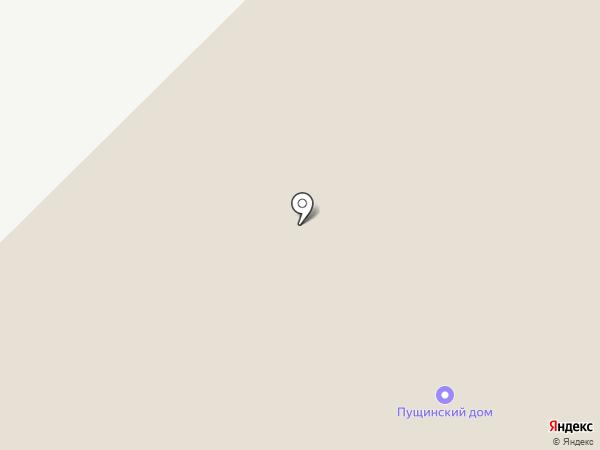 ОРВИС на карте Отрадного