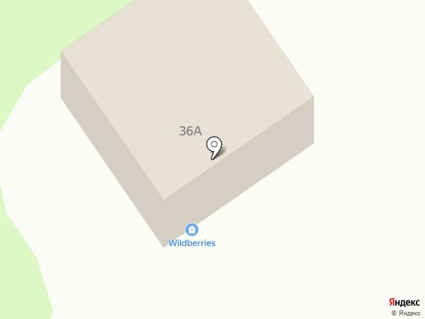 Продуктовый магазин на ул. Победы (Тосненский район) на карте Ульяновки
