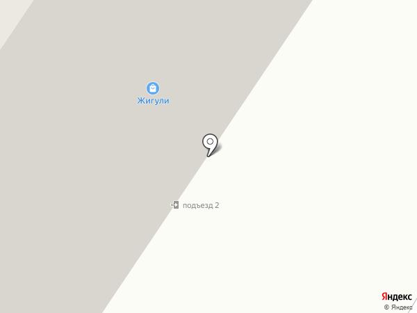 Созвездие недвижимости на карте Никольского
