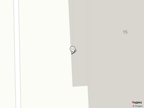 Буханка на карте Никольского