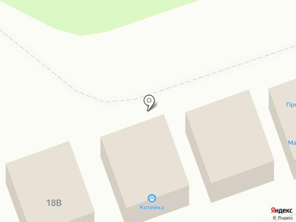 РусОпт на карте Отрадного