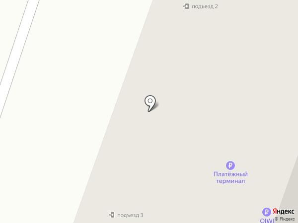 Невис на карте Отрадного