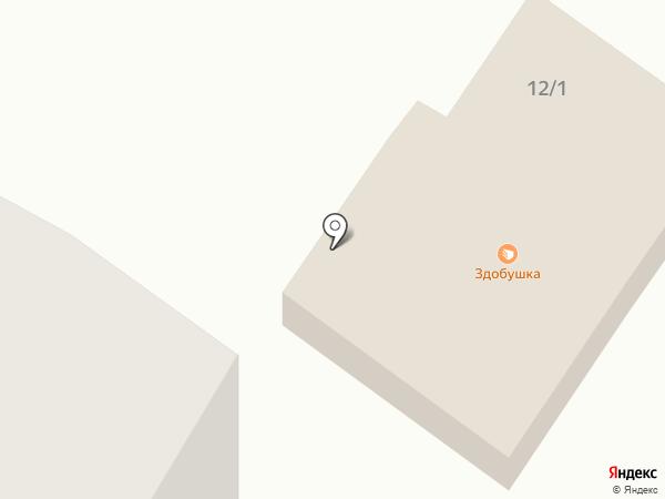 Здобушка на карте Одессы