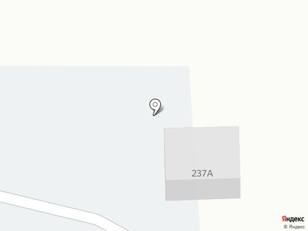 Автостоянка на карте Никольского