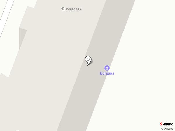 КБ ПриватБанк, ПАО на карте Одессы