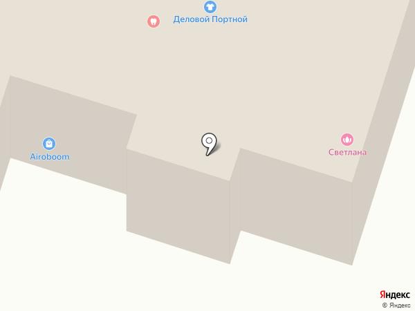 Светлана на карте Отрадного