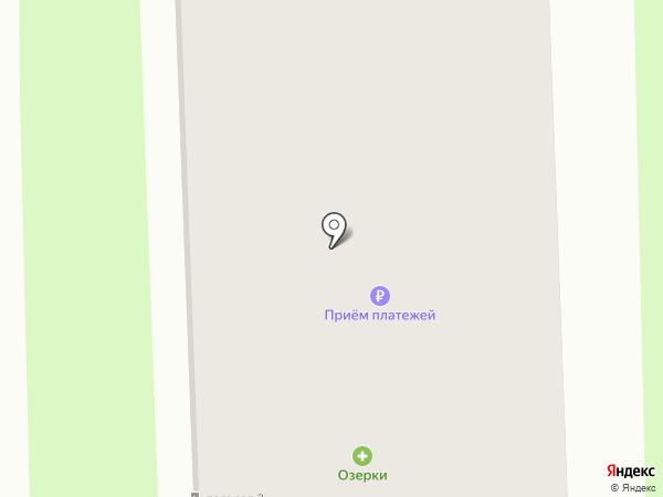 Boom на карте Никольского