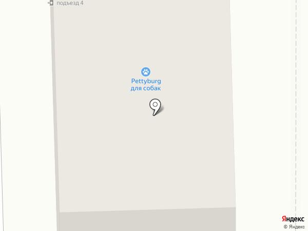 Народная семьЯ на карте Никольского