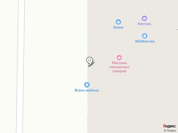 СтройМаркет на карте Никольского