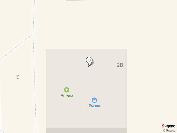 Невис на карте Никольского
