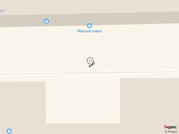 Магазин свежей выпечки на карте Никольского