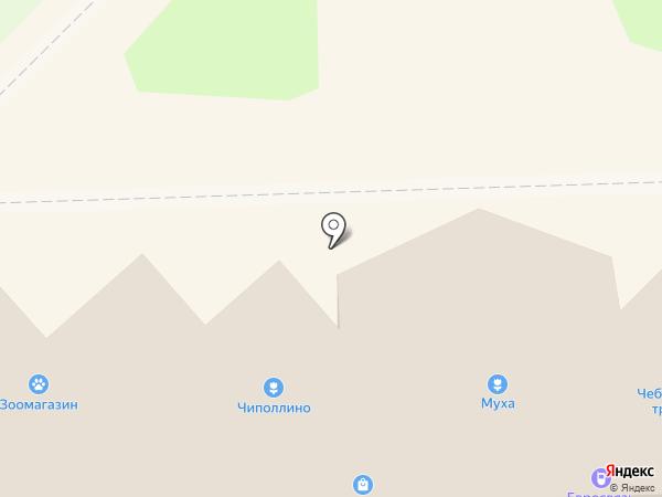 Магазин товаров для садоводов на карте Никольского