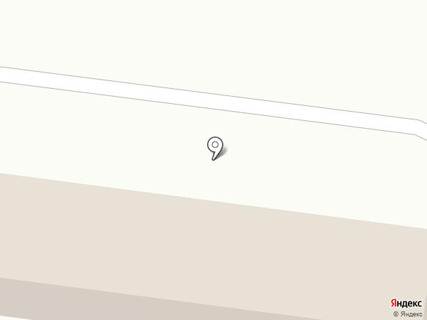 Автомойка самообслуживания на карте Никольского