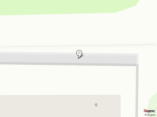 Никольская пышка на карте Никольского