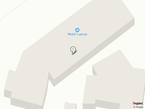 Mobil1 center на карте Крыжановки