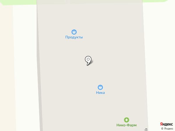 Тосно-Про-Сервис на карте Никольского