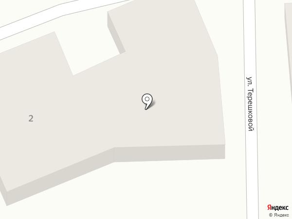 Мастерская по пошиву авточехлов на карте Крыжановки
