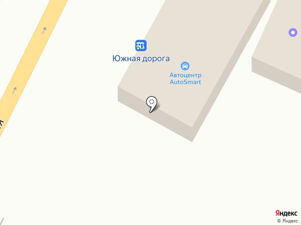Профессионал на карте Крыжановки