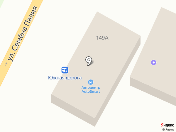 City24 на карте Крыжановки