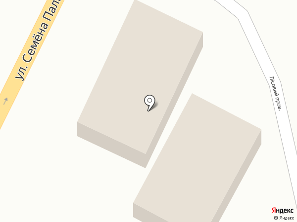 Терминал самообслуживания, КБ ПриватБанк, ПАО на карте Крыжановки