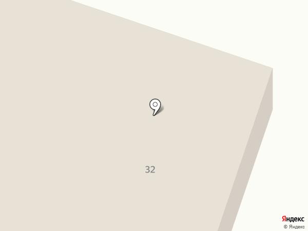 Администрация г. Никольское на карте Никольского