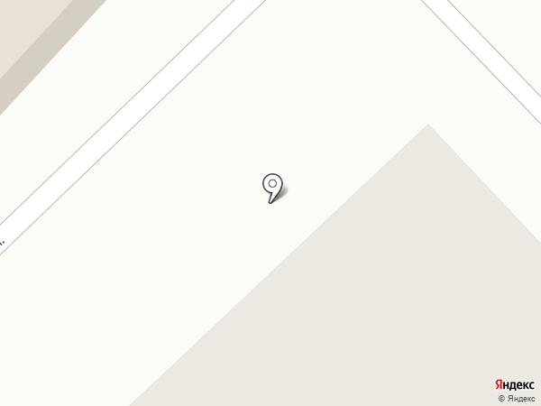 Семейный на карте Отрадного