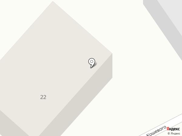Автосервис на карте Ульяновки