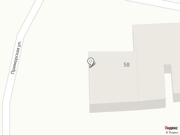 Аква Вива на карте Крыжановки