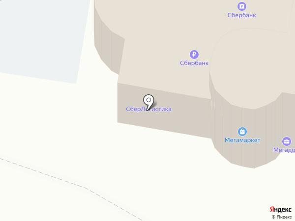 Платежный терминал, Сбербанк, ПАО на карте Отрадного