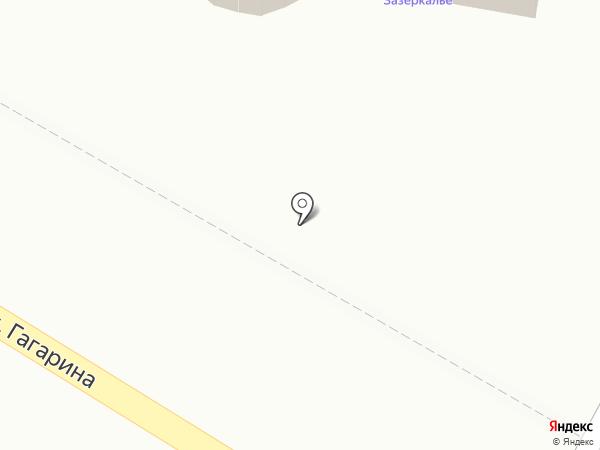 Адвокатский кабинет Русаковой И.Б. на карте Отрадного