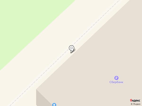 Сеть платежных терминалов на карте Отрадного