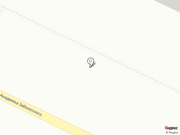 Купажъ на карте Одессы